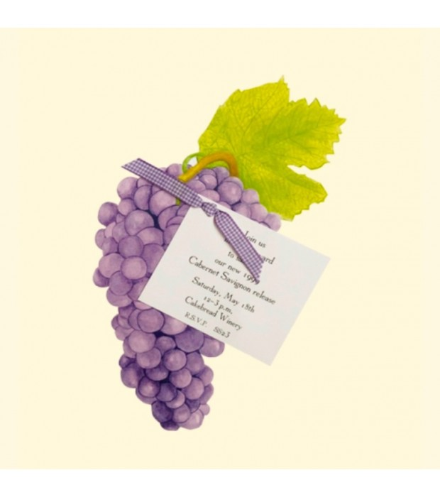 Grapes Invitation Cards
