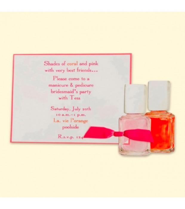 Nail Polish Card