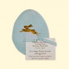 Bunny Egg  card