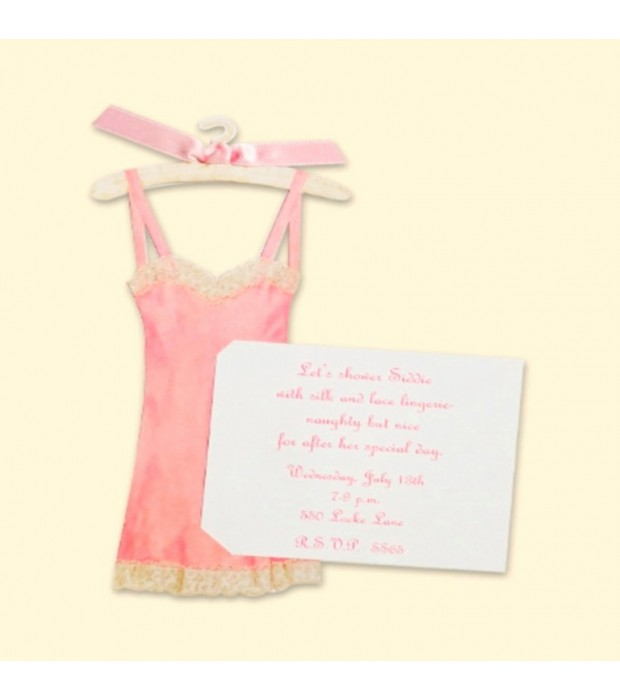 Pink Slip Card