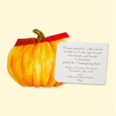 Pumpkin Card